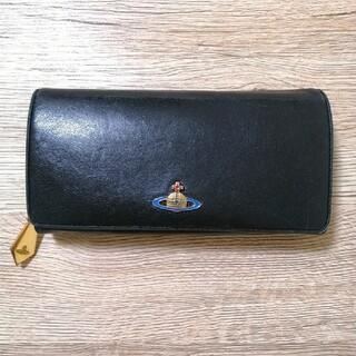 Vivienne Westwood - 【値下げ】ヴィヴィアン ウエストウッド パスケース付 二つ折り長財布
