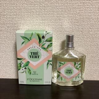 L'OCCITANE - ロクシタン グリーンティー 100ml 香水