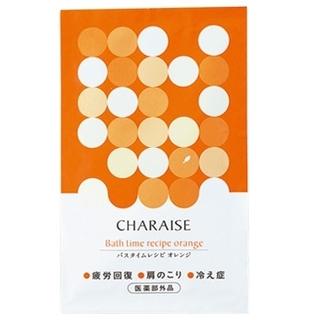 シャルレ(シャルレ)の【お試し用】シャルエーゼ バスタイムレシピオレンジ1包&フォレスト1錠(入浴剤/バスソルト)