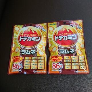 アサヒ(アサヒ)のドデカミンラムネ    41g×2袋(菓子/デザート)