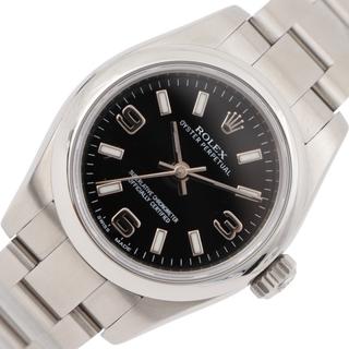 ロレックス(ROLEX)のロレックス ROLEX オイスターパーペチュアル26 腕時計 レディー【中古】(腕時計)