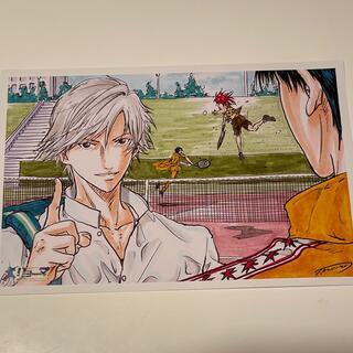シュウエイシャ(集英社)の【白石、金太郎】リョーマ!新生劇場版テニスの王子様(カード)