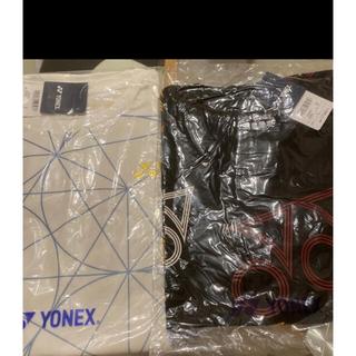ヨネックス(YONEX)のヨネックス・半袖Tシャツ・ホワイト(Tシャツ/カットソー(半袖/袖なし))