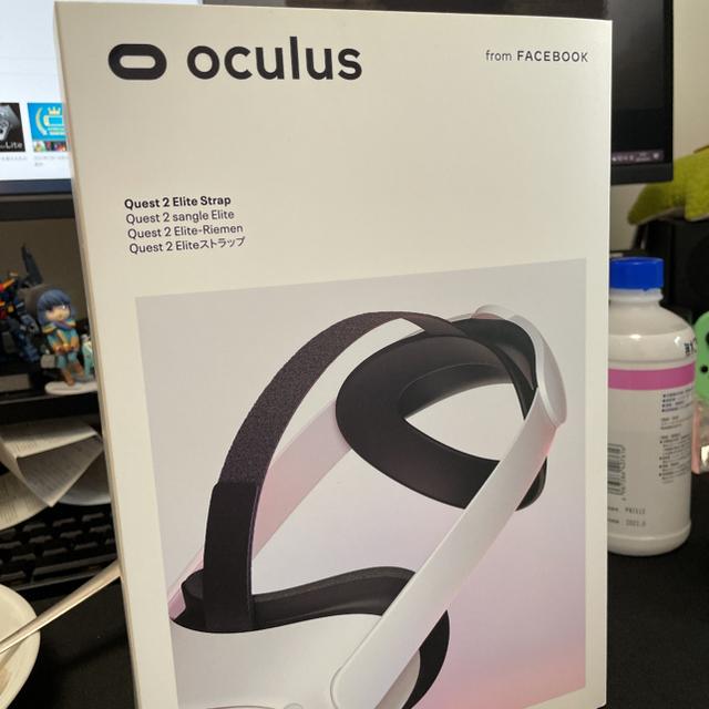 oculus quest2 64GB エンタメ/ホビーのゲームソフト/ゲーム機本体(その他)の商品写真