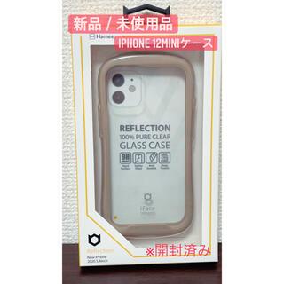【新品/未使用】iFace クリアケース iPhone12 mini