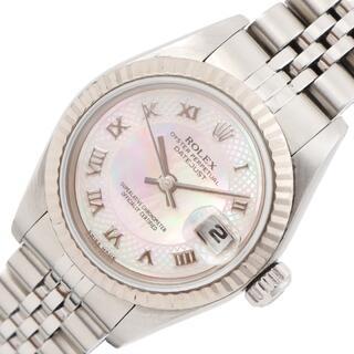 ロレックス(ROLEX)のロレックス ROLEX デイトジャスト26 腕時計 レディース【中古】(腕時計)