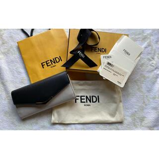 フェンディ(FENDI)の【本物:正規品】FENDI 長財布 ロングウォレット(長財布)