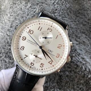 人気品 メンズ  IⓌC腕時計 自動巻き