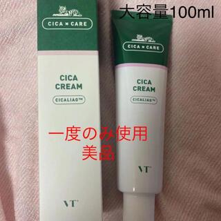 ドクタージャルト(Dr. Jart+)の美品 CICA シカクリーム 100ml [大容量](フェイスクリーム)