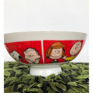 SNOOPY - 昭和レトロ PEANUTS  お茶碗