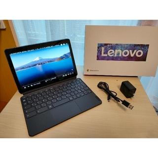 Lenovo - Lenovo Ideapad Duet Chromebook CT-X636F