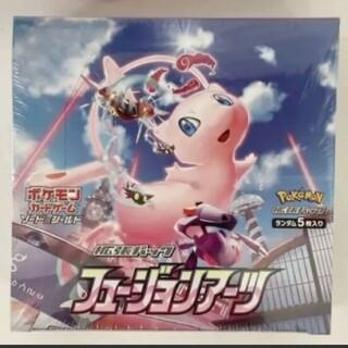 【シュリンク付】ポケモンカードフュージョンアーツ 1box