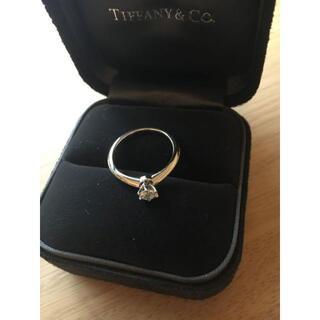 Tiffany & Co. - ティファニー エンゲージリング
