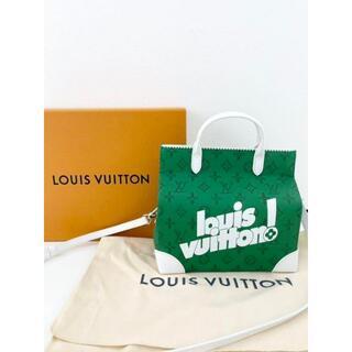 LOUIS VUITTON - BTS ジン着用モデル ルイヴィトン リッター バッグ