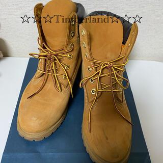 ティンバーランド(Timberland)の☆Timberlandブーツ☆W6.5☆23.5cm☆(ブーツ)