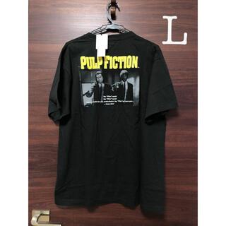ウィゴー(WEGO)の未使用タグ付 映画 パルプフィクション Tシャツ L WEGO(Tシャツ/カットソー(半袖/袖なし))