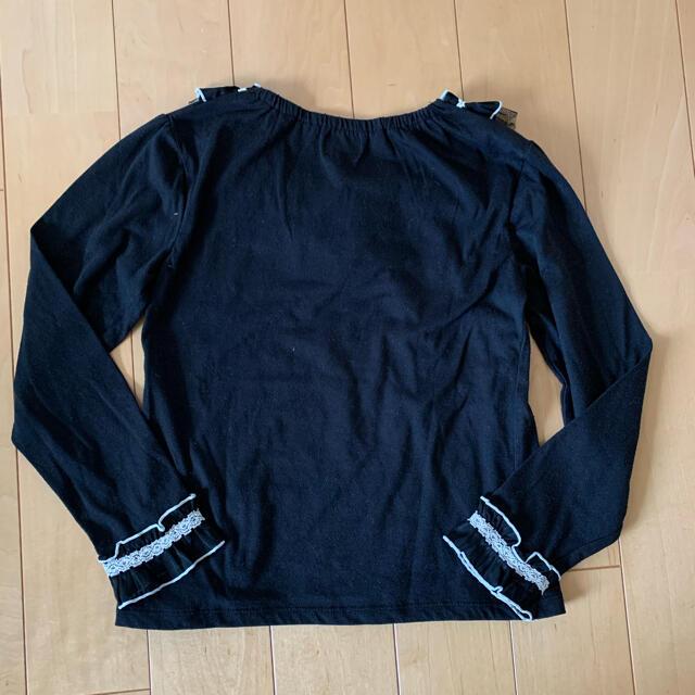 axes femme(アクシーズファム)のaxes femme KIDS アクシーズファムキッズ 3点セット まとめ売り キッズ/ベビー/マタニティのキッズ服女の子用(90cm~)(Tシャツ/カットソー)の商品写真