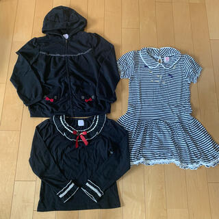 axes femme - axes femme KIDS アクシーズファムキッズ 3点セット まとめ売り