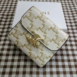 セリーヌ(celine)の即納❥セリーヌ 三つ折り財布❥名刺入れ(コインケース/小銭入れ)
