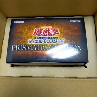 遊戯王 - プリズマティックゴッドボックス 新品未開封