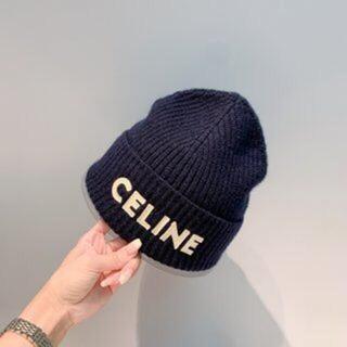 celine - 超人気Celineセリーヌのヘアライン帽 2