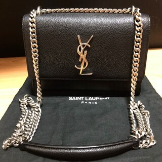 Yves Saint Laurent Beaute - サンローラン チェーン ショルダー バッグ