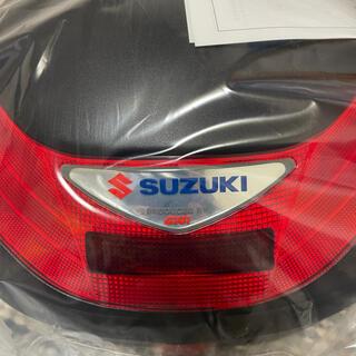 スズキ - アドレス125G 新品SUZUKI純正リアボックス