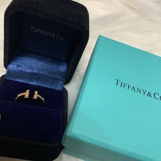 Tiffany & Co. - Tiffany ティファニー Tリング