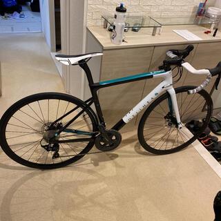 札幌引取限定 カーボンロードバイク 7020系105 アルテグラ 54サイズ