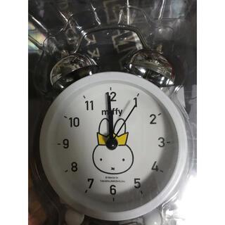 大人ミューズ10月号付録 ミッフィー 置き時計