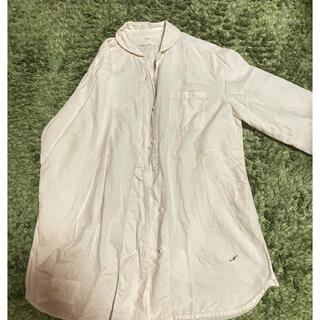 ニコアンド(niko and...)のニコアンド コットン100% 白 シャツ(シャツ/ブラウス(長袖/七分))