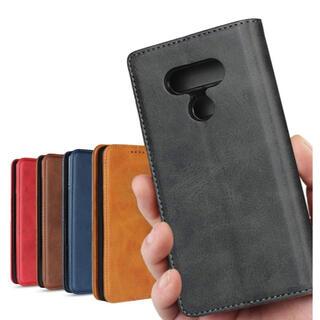 LG style3 L-41A ケース エルジー スタイル3 手帳型 ブラック