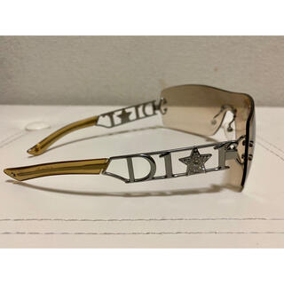 Dior - Dior サングラス ラインストーン スター 2000s