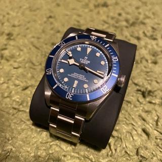 Tudor - 美品 チューダー ブラックベイ58  ブルー