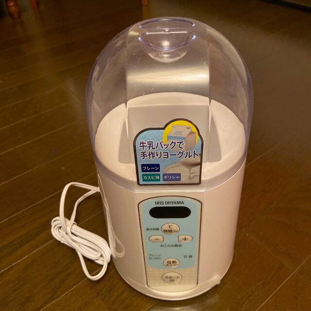 アイリスオーヤマ(アイリスオーヤマ)のヨーグルトメーカー  IRIS OHYAMA スマホ/家電/カメラの調理家電(調理機器)の商品写真