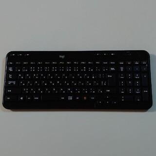 Logicool K360ワイヤレスキーボード(10キー付)