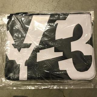 ワイスリー(Y-3)のY-3 クラッチバッグ ポーチ (セカンドバッグ/クラッチバッグ)