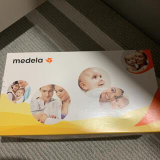 メデラ medela 搾乳機 手動(哺乳ビン)