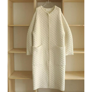 TODAYFUL - TODAYFUL Quilting Knit Coat キルティングニットコート
