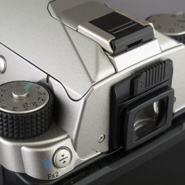 PENTAX(ペンタックス)のペンタックス KP【ワケアリ】 スマホ/家電/カメラのカメラ(デジタル一眼)の商品写真