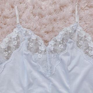 ロキエ(Lochie)の今週限定 ice blue lingerie(キャミソール)