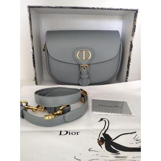 クリスチャンディオール(Christian Dior)のDIOR BOBBY ミディアムバッグ グレ(ショルダーバッグ)