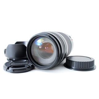 Canon - フード付き&レンズフィルター キヤノン  CANON EF 75-300mm