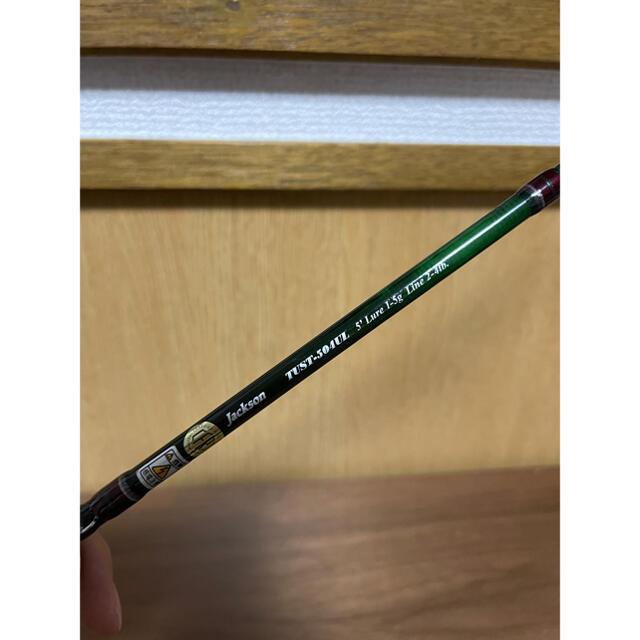 トラウトアンリミテッド504UL テレスコ スポーツ/アウトドアのフィッシング(ロッド)の商品写真