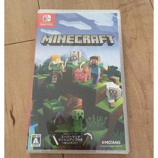 マイクロソフト(Microsoft)のMinecraft Nintendo Switch版 マイクラ マインクラフト(家庭用ゲームソフト)