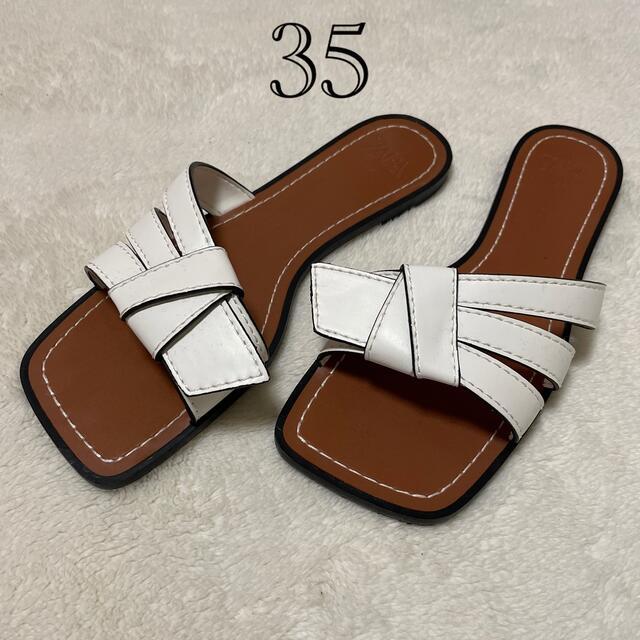 ZARA(ザラ)のZARA ザラ サンダル サイズ35 レディースの靴/シューズ(サンダル)の商品写真