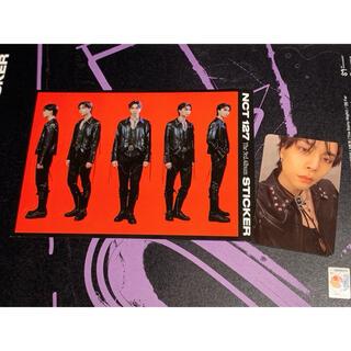NCT127「Sticker」ジャニ トレカ&ステッカー