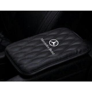 Mercedes-Benz車アームレストカバー コンソールボックスカバー16