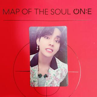 防弾少年団(BTS) - BTS MAP OF THE SOUL ON:E DVD💜テテ