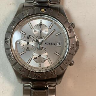 FOSSIL - フォッシルクロノグラフ腕時計